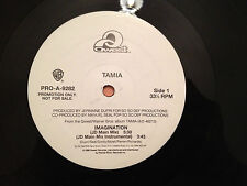 "TAMIA - Imagination (with JD) - 1996 US 12"" PROMO Vinyl RARE RnB - NMINT"