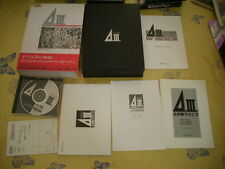 >> TAKE THE A TRAIN III FM TOWNS MARTY JAPAN IMPORT! <<