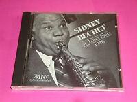 "CD SIDNEY BECHET ""1940 - ST. LOUIS BLUES"" COMPILATION 21 TITRES / VIRGIN, 1991"