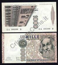 1000  LIRE POLO  6.1.1982  LETTERA  A  FDS