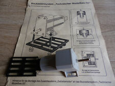 "Motor Baukastensystem ""Technischer Modellbau 03"" , DDR Polytechnik"