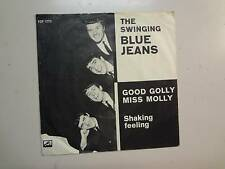 "SWINGING BLUE JEANS:Good Golly Miss Molly-Shaking Feeling-Denmark 7""64,1273 PSL"