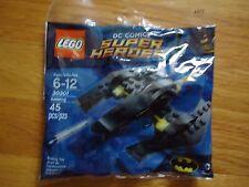 NEW LEGO DC COMICS SUPER HEROES BATMAN BATWING 45 PCS 30301