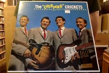 Buddy Holly & the Crickets Chirping Crickets LP sealed 180 gm vinyl RE WaxTime
