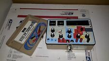 Berry electronics TELEPHONE LINE TESTER mini tims BE-2110 w/ operators manual D1