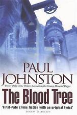 THE BLOOD TREE., Johnston, Paul., Used; Very Good Book