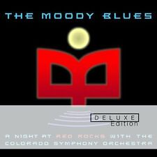 Moody Blues, A Night at Red Rocks with the Colorado Symphony Orchestra (Deluxe E