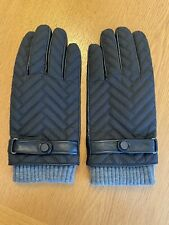 Ted Baker Mens Gloves Size S/M Black