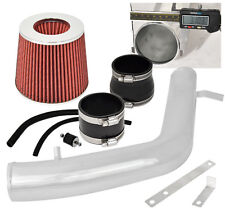 """FOR 95-98 NISSAN 240SX S14 SILVIA RACING COLD AIR INTAKE SYSTEM W/ 2.25"""" FILTER"""