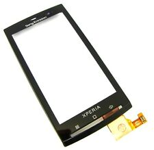 Original Sony Ericsson X10 Touch Touchscreen Digitizer Display Glas mit Rahmen