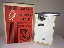 Vintage Ezee Electric Can Opener - Original Box and Papers - Franklin Tennessee