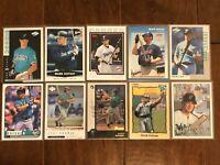 Mark Kotsay - Florida Marlins - 10 Baseball Card Lot - No Duplicates