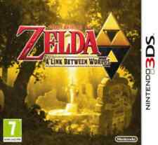 The Legend of Zelda A Link Between Worlds Nintendo Selects 3DS New Free Express