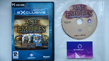 Age of Empires: Collector's Edition - PC Game Windows (2003)