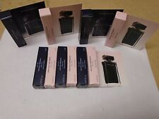 MATCHING FRAGRANT WEDDING FAVOURS LADIES MENS  VIALS BOXED NARCISO RODRIGUEZ