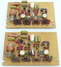 Studer REVOX A77 2 x Aufnahmeverstärker Record-Amplifier Board Platine 1.077.705