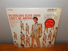 Elvis Presley . Gold Records Vol. 2 . 50,000,000 Fans . Original Stereo . LP