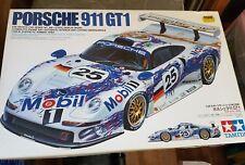1/24 TAMIYA PORSCHE 911 GT1 RACING