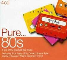 Pure...'80s - BOX [4 CD] CATALOG