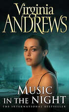 Music in the Night by Virginia Andrews New Paperback Book