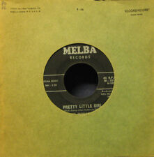 THE MONARCHS 45 (pretty little girl / in my younger days) MELBA #m-101