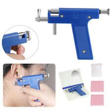 Ear Piercing Gun Kit Tools Pro Ear Nose Navel Body Piercing with 98pcs Studs