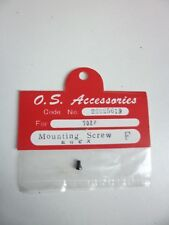 O.S. 22025619 FOR 702P - MOUNTING SCREW - F VINTAGE