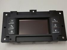 2011 2012 2013 2014 DODGE CHARGER FACTORY RADIO DISPLAY SCREEN USED OEM #919