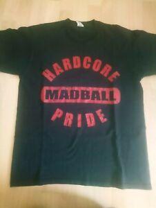 Madball Shirt Gr. L Vintage Selten Sick Of IT all Ryker's Terror NYHC