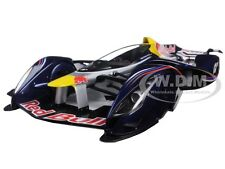 RED BULL X2014 FAN CAR RED BULL COLOR SEBASTIAN VETTEL 1/18 CAR BY AUTOART 18118