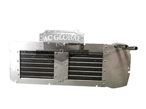 69 70 71 72 73 Dodge Plymouth Chrysler A/C Dual Heater Core Coil Heat HC5777 NEW