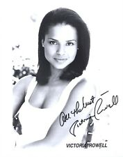 Victoria Rowell Actress Hand Signed Autograph 8x10 Photo