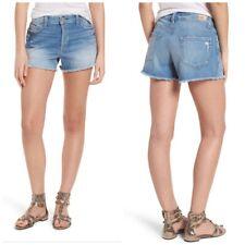 84eb6ca430 Paige Womens Size 30 High waisted Emmitt Denim Jeans Shorts NEW $148