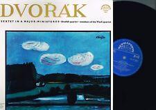 DVORAK QUARTET Sextet in A Major /MINIATURES LP Vinyl Supraphon SUA ST50824 @NM@