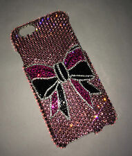 Cheer Bow Crystal BLING Case For IPHONE  XS Max made With SWAROVSKI Elements