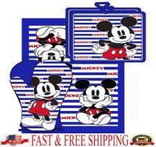 Disney 3pc Kitchen Towel Set Mickey (Oven Mitt, Dish Towel, Pot Holder) Original