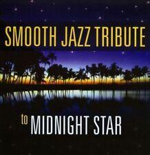 MIDNIGHT STAR - Smooth Jazz Tribute - CD (2013) / Smooth Jazz All-Stars