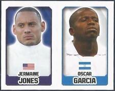 TOPPS ENGLAND 2014- #248-339-HONDURAS-OSCAR GARCIA-UNITED STATES-JERMAINE JONES