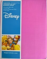 ~ Disney - CONCEALED TAB TOP BLOCKOUT CURTAINS (PINK)