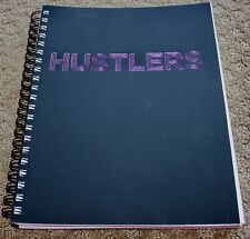 HUSTLERS JENNIFER LOPEZ FOR YOUR CONSIDERATION FYC SIGNED SCREENPLAY SCRIPT 2