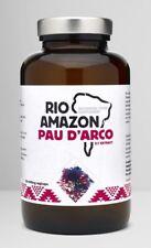 Pau D'Arco, (Lapacho) Rio Amazon, Vegicaps 500mg (120)
