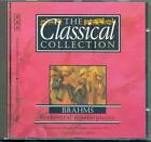 BRAHMS - PIANO CONCERTO No 1 / DUBRAVKA TOMSIC & HUNGARIAN DANCES - CD (1993)