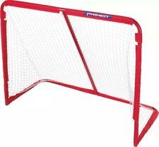 """New listing New Primed 54"""" Metal Hockey Goal prd00602"""