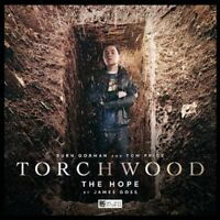 Torchwood #30 The Hope by James Goss 9781787034839 | Brand New