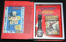 Fossil the Spider-Man Collectors Watch Series #2 (CIB) 1994