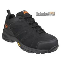 Timberland Pro WILDCARD Non-Metal Black Safety Trainer Shoe |6-12|