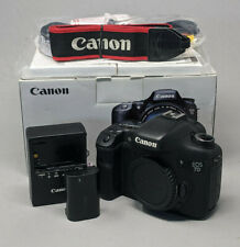 Canon EOS 7D 18.0 MP Digital SLR Camera - Black (Body Only) - 14K Clicks!