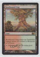 2012 Magic: The Gathering - Core Set: 2013 #228 Rootbound Crag Magic Card w5e