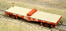 AMB LaserKit HO Scale Kit #207 PRR Load Bolsters Bob The Train Guy