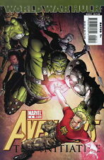 Avengers The Initiative #4 (NM)`07 Slott/ Caselli